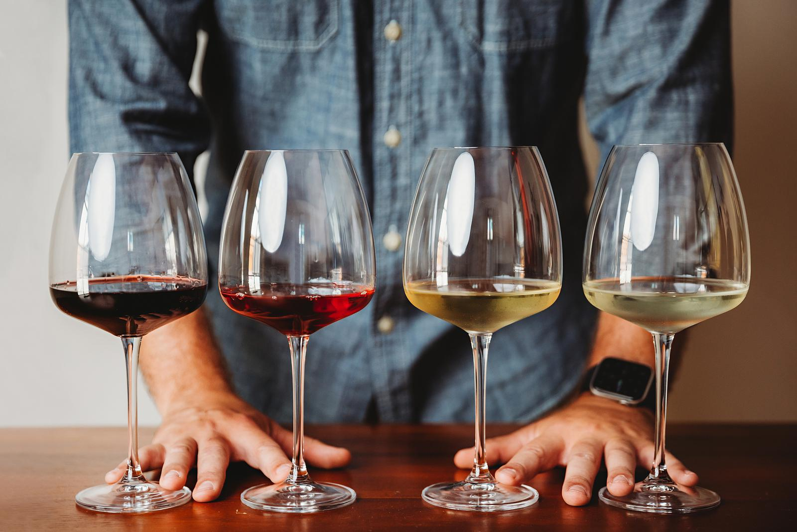 Blind Wine Tasting Competition