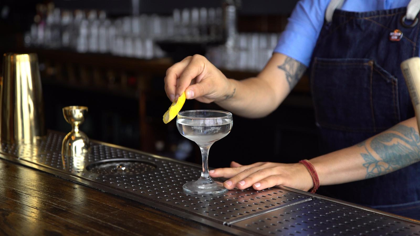 Social Distanced Mixology Class + Delivery