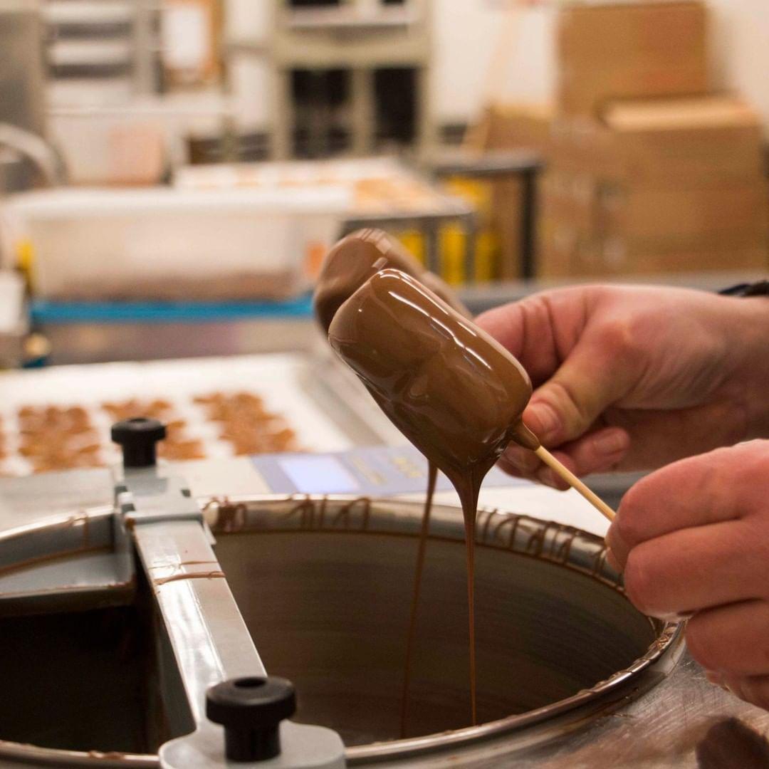 Virtual Chocolate Candy Making Class