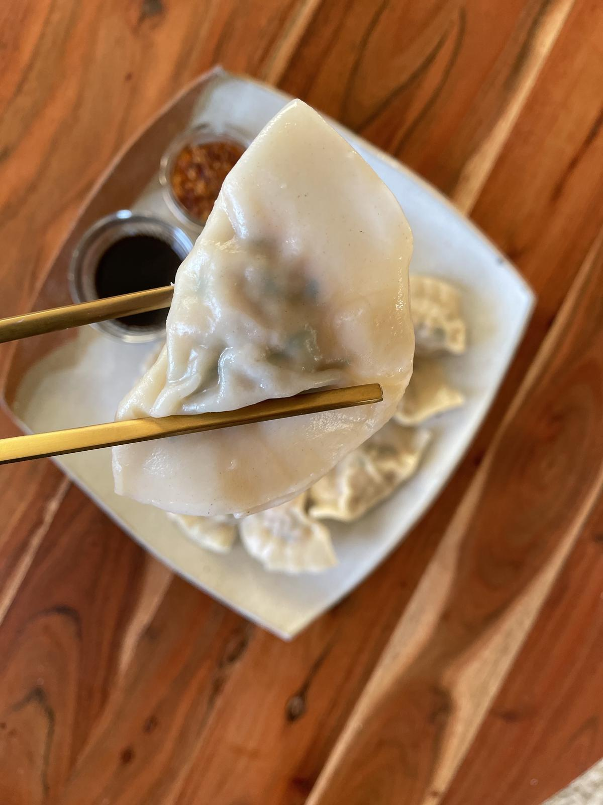 Pork Ginger Jiaozi + Shipping